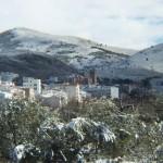 Laujar de Andarax en la Alpujarra Almeriénse