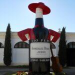 Las Bodegas Tio Pepe en Jerez de la Frontera