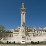 Monumento a la Constitución en Cádiz