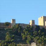 El Castillo de Jaén