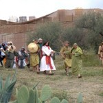 Semana Santa en Riogordo