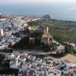 Salobreña en la costa de Granada