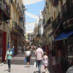 La mítica Calle Sierpes