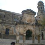 Catedral de Baeza, insigne edificio histórico
