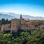 Desde Madrid a Granada en AVE