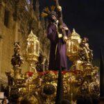 La procesión de Jesús del Gran Poder en Sevilla