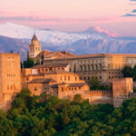 Récord de visitantes para la Alhambra de Granada