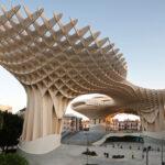 Metropol Parasol en Sevilla