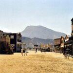 Oasys, el parque temático del oeste en Almería