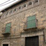 El Palacio del Vizconde de la localidad jienense de Los Villares