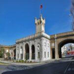 Puerta de Tierra, el vestigio amurallado de Cádiz