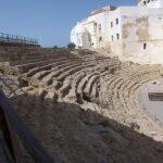 El Teatro Romano de  Cádiz, una de las construcciones más singulares del Imperio