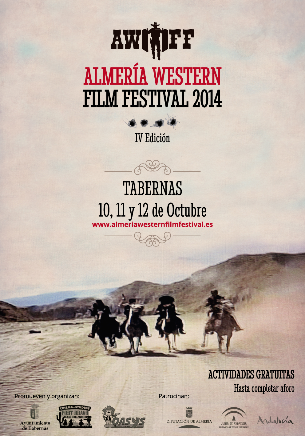 CARTEL-ALMERIA-WESTERN-FILM-FESTIVAL-2014